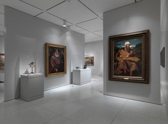 Smart Museum of Art: An installation of Renaissance art at the Smart Museum
