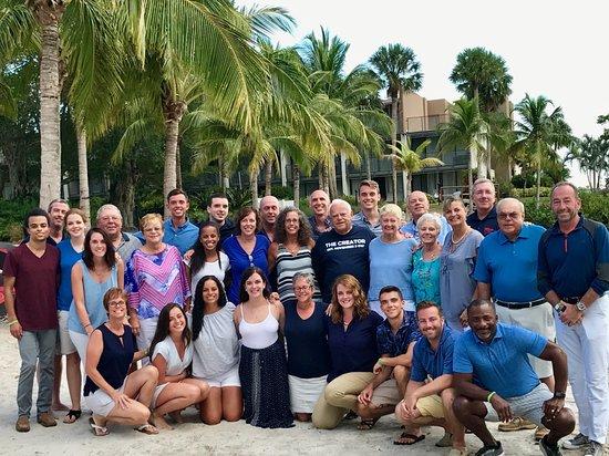 Port Saint Lucie, FL: Family pic on the Beach
