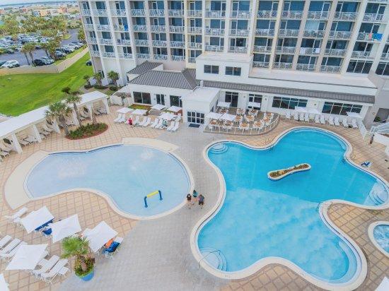 hilton pensacola beach updated 2018 prices hotel. Black Bedroom Furniture Sets. Home Design Ideas