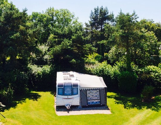 Weston, UK: Oakdown Touring & Holiday Caravan Park