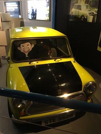 Mr Beans Car At Beaulieu Motor Museum 2017 Picture Of Southampton