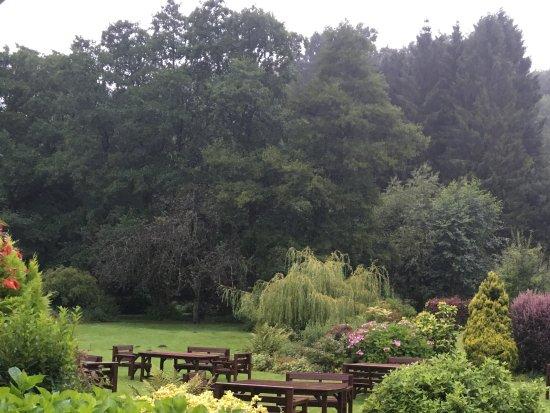 Best Western Royal George Hotel: Hotel Gardens