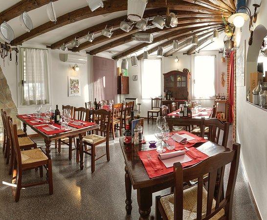 Osteria Turlonia: la sala grande