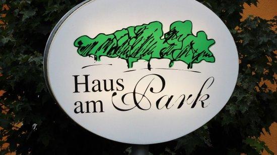 Haus Am Park Bild Von Hotel Haus Am Park Bad Hersfeld Tripadvisor