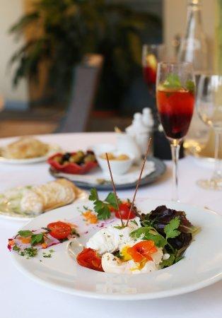 Cocktail Et Entree Photo De La Cuisine D Herve Moulins
