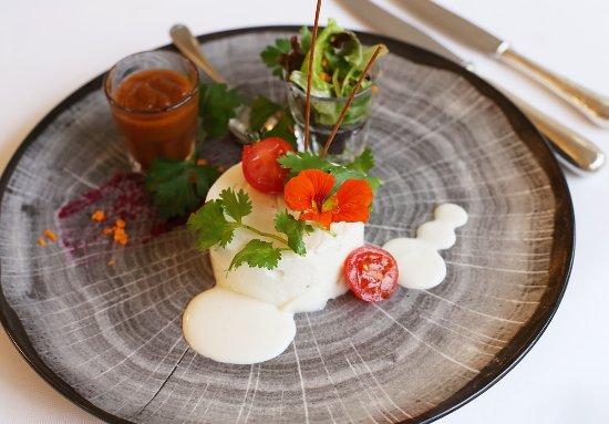 Assiette Magnifique Photo De La Cuisine D Herve Moulins