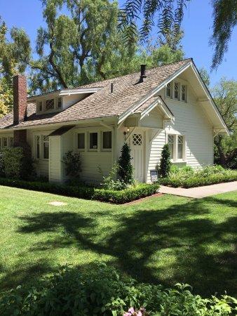 Yorba Linda, Καλιφόρνια: Nixon's birthplace.