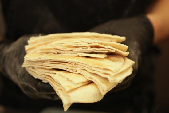 Lebanese Bread