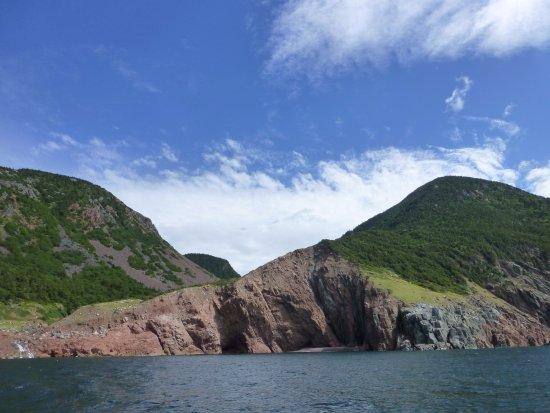 Bay St. Lawrence, كندا: Beautiful scenery