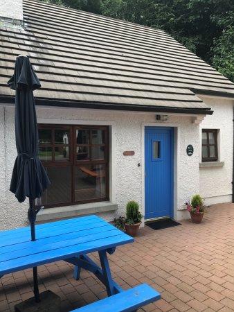 Entrance - Picture of Tully Mill Cottages, Enniskillen - Tripadvisor