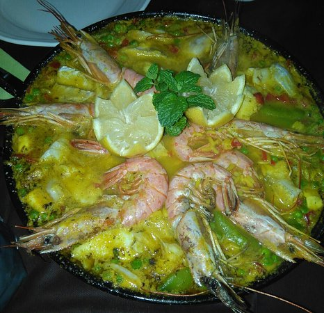 Bajamar, Spain: Bar Tasca Oasis