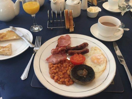 No 21: English Breakfast