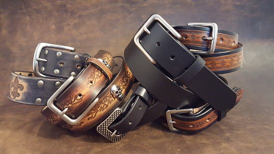 Buckle and Hide Leather LLC