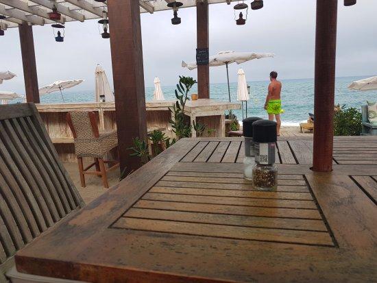 Terrasse abritée - Picture of Maya club, Torreilles Plage - TripAdvisor