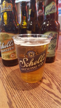 New Ulm, MN: Have a sample or two in the tasting room