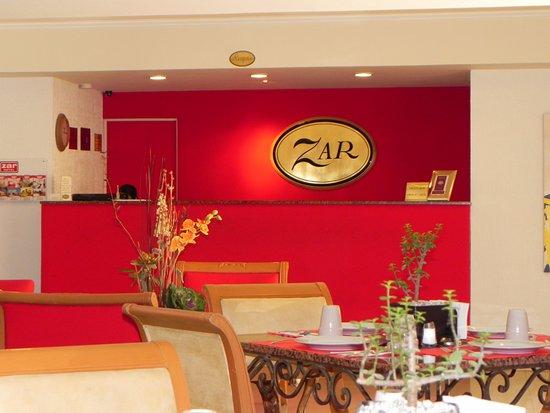 Hotel Zar Guadalajara: recepcion