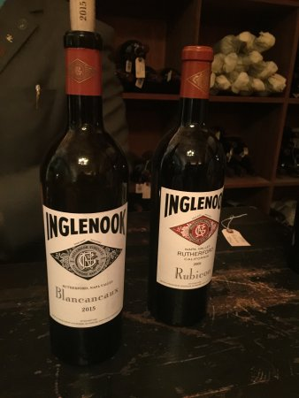 Inglenook: our first taste