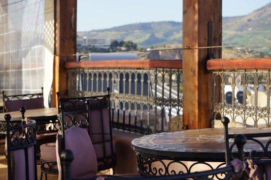 Riad Layla: Terraza del hotel