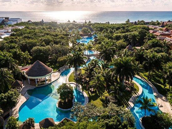 Iberostar Paraiso Beach Área De Piscinas ParaÍso Riviera Maya