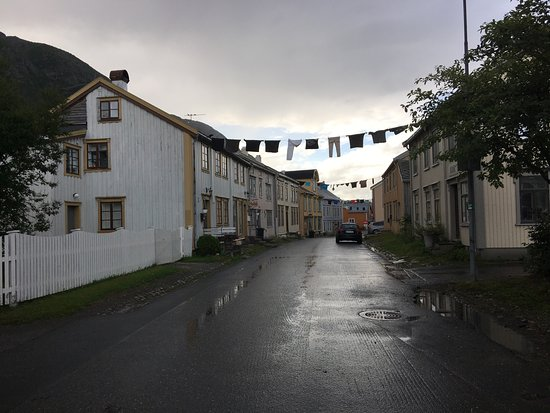 The Historical Sjoegata Street