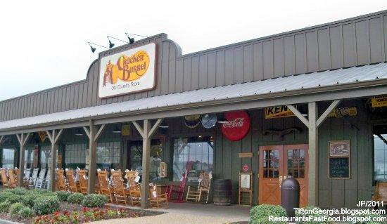Er Barrel Restaurant Tifton Georgia Old Country Ga