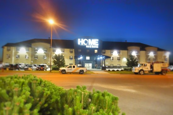 Суифт-Каррент, Канада: Home Inn & Suites - Swift Current