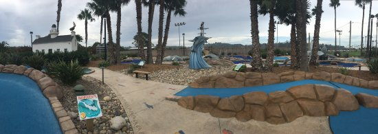 Pelly's Mini Golf at Del Mar Golf Center