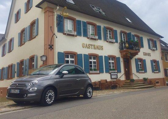 Ehrenkirchen, Allemagne : A lovely guest haus in a lovely village