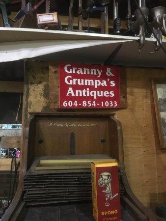 Granny & Grumpa's Antiques