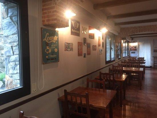 Restaurant 360 Arinsal: Capacidad para 50 personas/cap 50 people