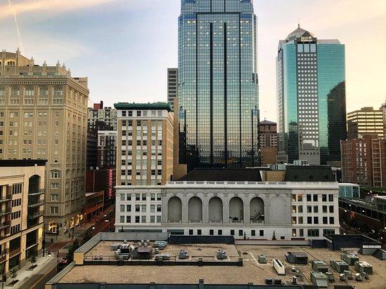 Hilton President Kansas City: Nice View