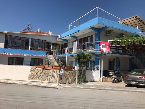 Aspawa pension hotel 3 for Orya hotel istanbul