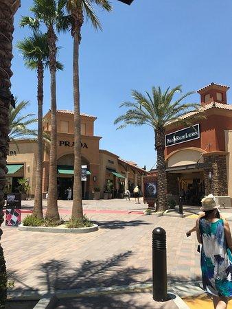 105fb13741 Prada and Ralph Lauren Outlets - Picture of Desert Hills Premium ...