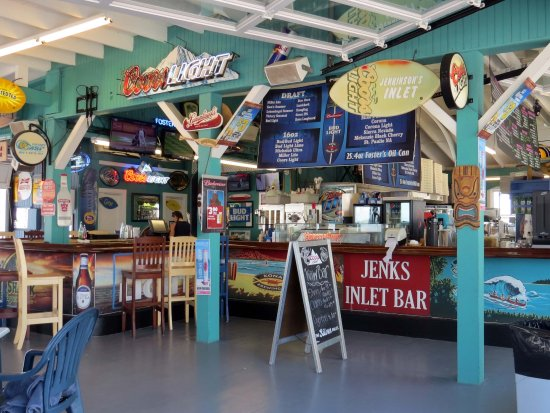 Beer And Burger Bar Amp Grill Review Of Jenkinson S Inlet