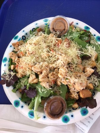 Meals From The Heart Cafe: chicken salad