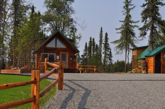 LONE MOOSE LODGE ALASKA - Updated 2018 Prices & Campground ...