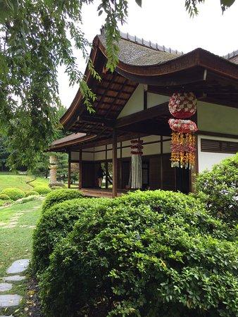 Shofuso Japanese House and Garden: Shofuso Japanese House & Shofuso Japanese House - Picture of Shofuso Japanese House and ...
