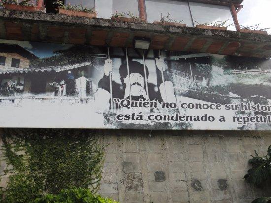 Medellin City Services: Prison Wall