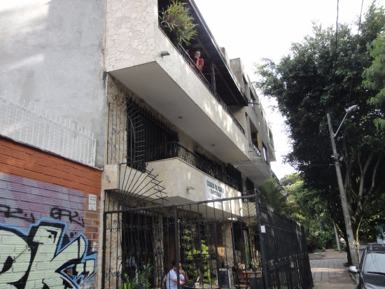 Medellin City Services: His last residence