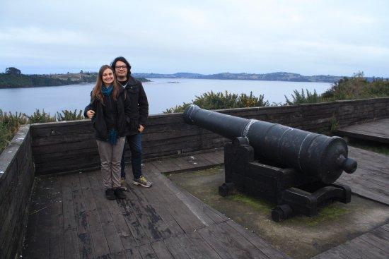 Castro, شيلي: Forte Tauco