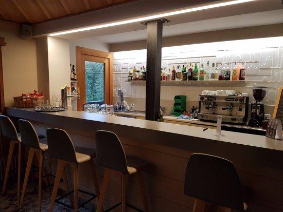 Edelweiss Restaurant: Interior
