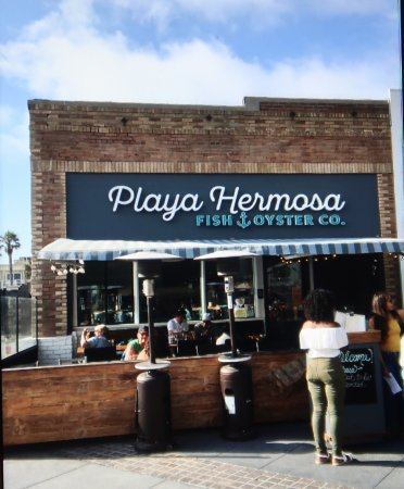 Beach Location - Review of Playa Hermosa Fish Oyster