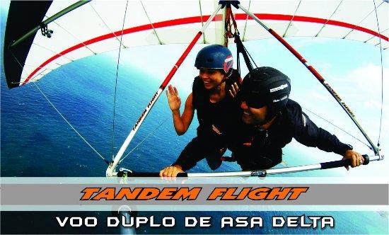 Tandem Flight - Asa Delta