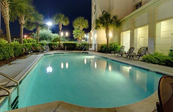 Hilton Garden Inn Jacksonville / Ponte Vedra: Outdoor Pool