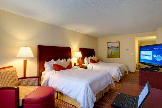 Hilton Garden Inn Jacksonville / Ponte Vedra: Guest Room