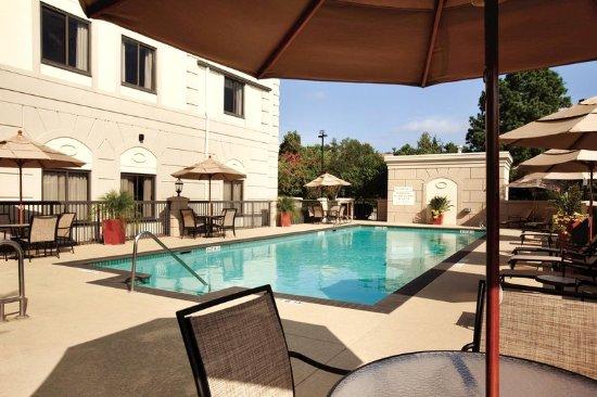 Hilton Garden Inn Houston NW/Willowbrook: Outdoor Pool Area