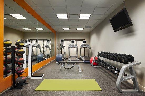 Hilton Garden Inn Houston NW/Willowbrook: Gym