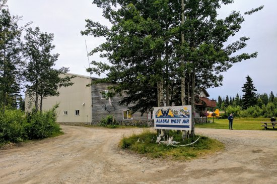 Nikiski, AK: Alaska West Air