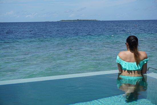 두싯타니 몰디브 사진