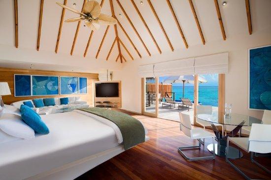 Conrad Maldives Rangali Island: Premier Water Villa